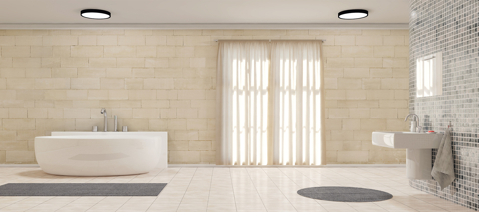 19D SHOWROOM – Rénovation salle de bains Gradignan, Talence.